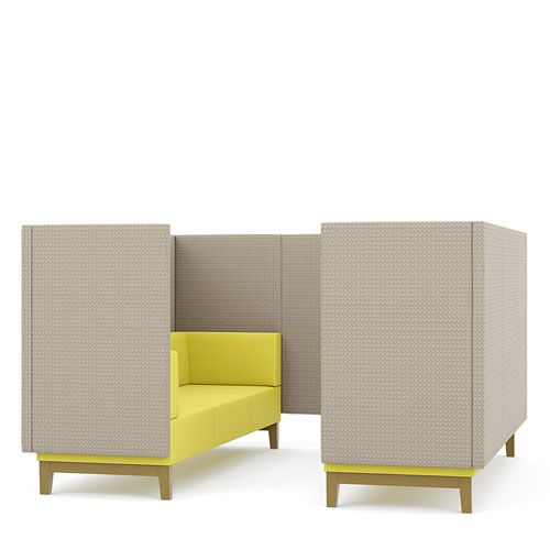 Stylish New Reception Seating Or Seating Pods Sofa